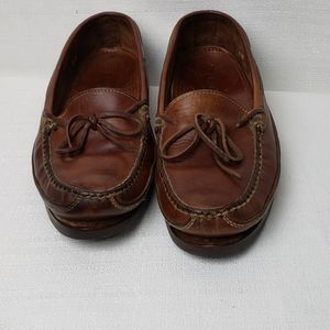 Cole Haan Shoes - Mens Cole Haan Leather Loafers 8M